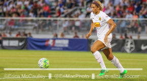 XI WoSo Moments of 2016: Williams, Ohai to the USWNT