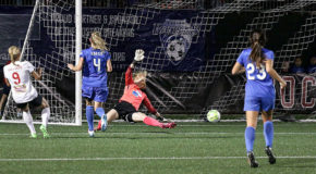 Williams gets USWNT call, NWSL MVP on same day