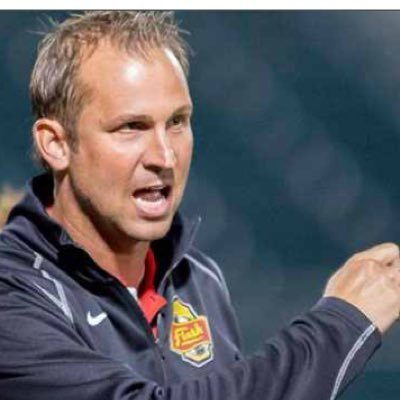Scott Vallow was named assistant coach of the NC Courage after serving as assistant to Paul Riley at WNY last year.