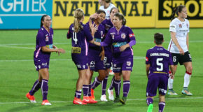 Kerr, Dowie braces highlight Week 1 in W-League