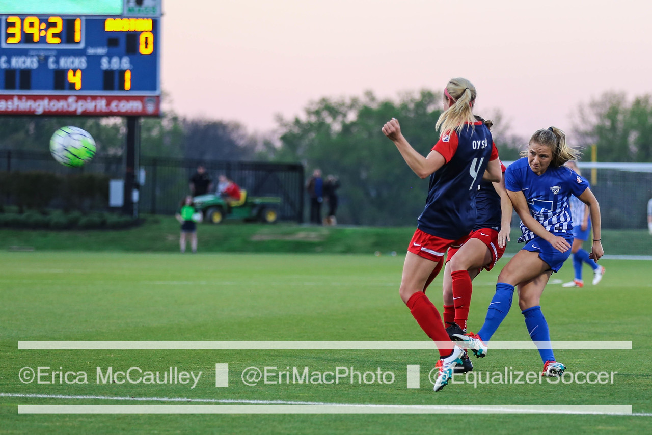 Megan Oyster and Kristie Mewis, each pictured, have swapped teams. (Photo Copyright Erica McCaulley for The Equalizer)