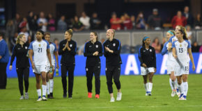 USWNT beats Romania to finish 2016 unbeaten*