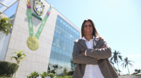 Emily Lima named first female head coach of Brazil WNT