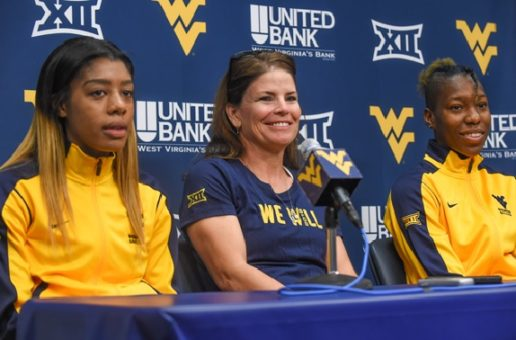 Buchanan, Lawrence hope to lead WVU to title together