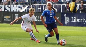 XI WoSo Moments of 2016: USWNT hosts inaugural SheBelieves Cup