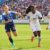 Morgan notches two assists in Olympique Lyonnais debut
