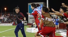 USA off podium at U-20s; North Korea win