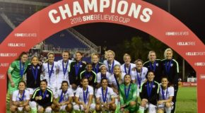 2017 SheBelieves Cup preview