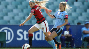 Sydney FC takes over W-League top spot after derby win
