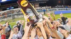 XI WoSo Moments of 2016: College Soccer