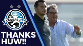 Huw Williams steps down from FCKC post