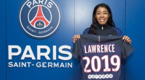 Tuesday Roundup: PSG introduces Lawrence