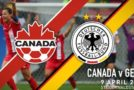 Friday Roundup: Canada to play friendly in Germany