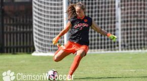 Kailen Sheridan, next in Canada's keeper pipeline