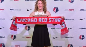 Dames on Red Stars draft day