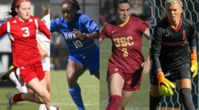 NWSL releases complete list of draft registrants