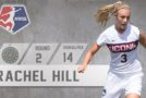 Pride acquire No. 14 pick Rachel Hill from Thorns
