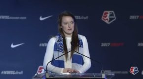 Breakers sign top overall pick Rose Lavelle