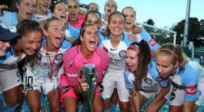 Melbourne City repeats as W-League Champions