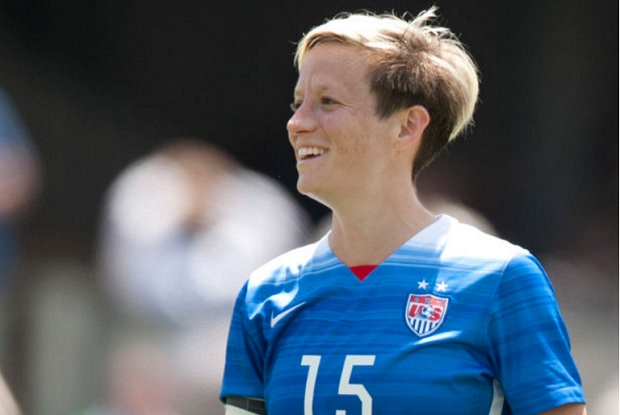 Rapinoe Featured