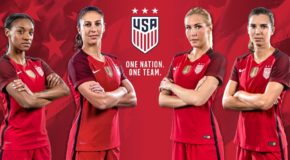 Wednesday roundup: US Soccer unveils The Red Kit