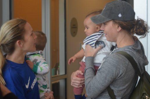 Friday Roundup: Lauren Holiday visits FCKC practice