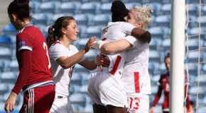 Algarve Day 2: Canada stay on course with win