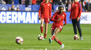 USWNT ends series against Russia with 5-1 win