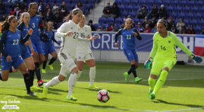 France, Germany battle to scoreless draw