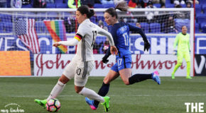 PHOTO ESSAY: France vs. Germany, Red Bull Arena, SheBelieves Cup