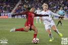 PHOTO ESSAY: USA vs. England, Red Bull Arena, SheBelieves Cup