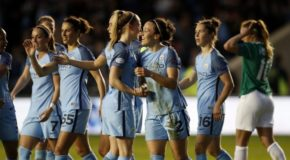 Thursday Roundup: Man City advance to UWCL semifinals