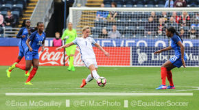 Renard lifts France past England to open SBC