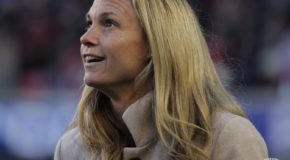 USWNT honors Rampone, loses 1-0 to England late