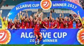 Spain upsets Canada to win Algarve; Swiss win Cyprus