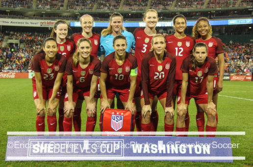 Germany replaces USWNT atop FIFA world rankings