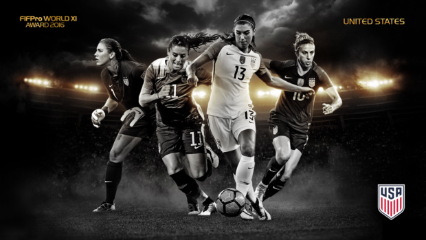 USSF FIFPro 16
