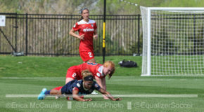 Ordega, Labbé shine as Washington Spirit pick up first win of 2017