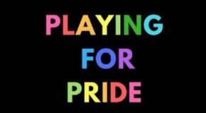 Allison's Friday Favorites: Playing for Pride