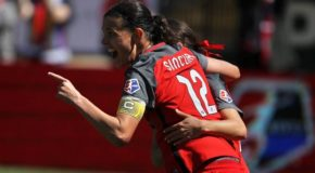 Thorns beat Pride in front of 16,000 plus in Portland
