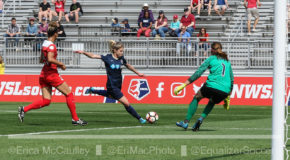 Thursday Q&A: North Carolina Courage midfielder McCall Zerboni