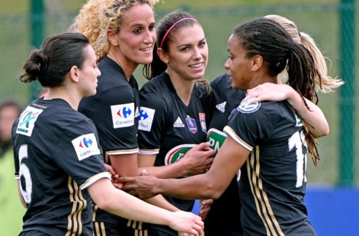 Lyon Dominate Manchester City in 3-1 UWCL Semifinal