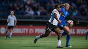 Reign, Sky Blue trade penalties in 1-1 draw