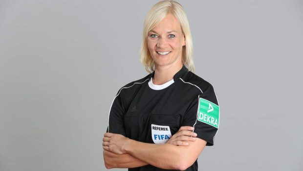 Bibiana Steinhaus has been promoted to the men's Bundesliga and will become the first woman to referee a match there next season.