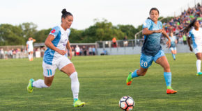 Krieger says she'll be ready if called back by USWNT
