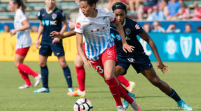 Red Stars stun first-place Courage with three first-half goals