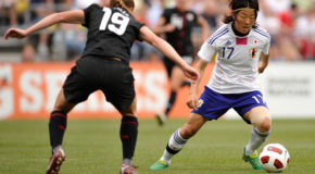 Red Stars sign Japanese MF Yuki Nagasato