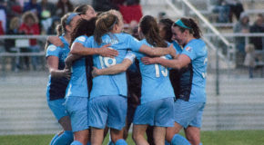 Hayes' Late Goal Lifts Sky Blue Past Orlando