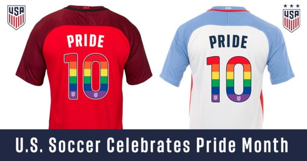 Pride Number Jerseys