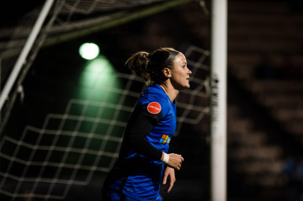 Nairn signed with the Seattle Reign for the 2017 after spending three seasons in D.C. with the Washington Spirit. She was originally drafted to the Reign out of college in 2013.